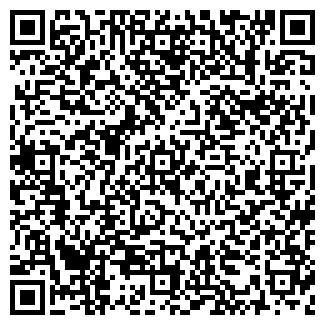 QR-код с контактной информацией организации ИНТЕРКОМ, ЧФ
