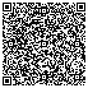 QR-код с контактной информацией организации ПРЕОБРАЗОВАТЕЛЬ