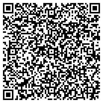 QR-код с контактной информацией организации ТЕПЛЫЕ ОКНА, ФИРМА