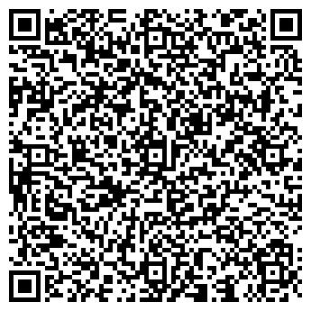 QR-код с контактной информацией организации АМАДЕУС КЛАБ