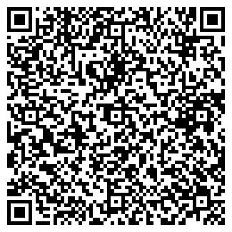 QR-код с контактной информацией организации ПЛАНЕТА СТРАХОВАНИЯ