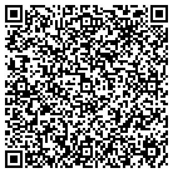 QR-код с контактной информацией организации АВАНГАРД, ДЮСШ, КП