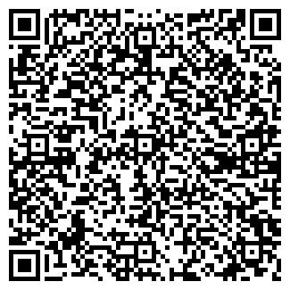 QR-код с контактной информацией организации БАЛИ