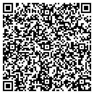 QR-код с контактной информацией организации АНАНАС
