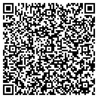QR-код с контактной информацией организации ЛИСОК, ЗАО