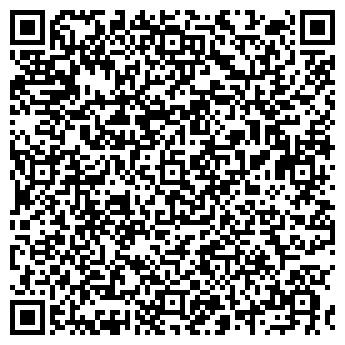QR-код с контактной информацией организации РЕДКИЕ ГАЗЫ, ОАО