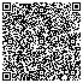 QR-код с контактной информацией организации ЛУГА-ПЛАСТ, ООО