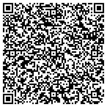 QR-код с контактной информацией организации АВК, КОНДИТЕРСКАЯ ФАБРИКА, ЗАО