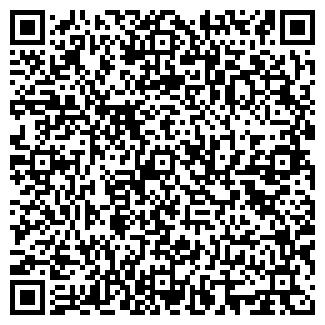 QR-код с контактной информацией организации ИВСАН, НПФ, ООО