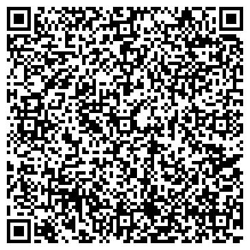 QR-код с контактной информацией организации СПОРТТОВАРЫ, ЛУГАНСКОЕ ЗАО