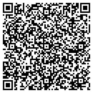 QR-код с контактной информацией организации ГЕНБАНК