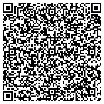 QR-код с контактной информацией организации ЛУГАНСКИЙ АВИАЦИОННЫЙ КЛУБ, КП