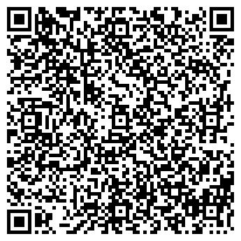 QR-код с контактной информацией организации АЛЬФА, НПП, ООО