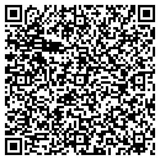 QR-код с контактной информацией организации САННА, МЧП