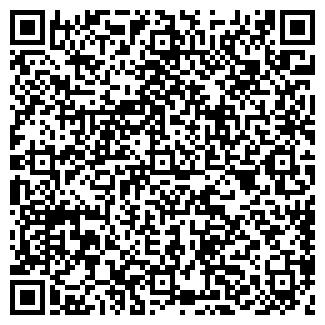 QR-код с контактной информацией организации ФОНД, ЗАО