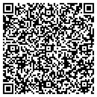 QR-код с контактной информацией организации АНТОР, ООО