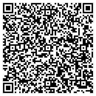 QR-код с контактной информацией организации РЕСУРС, ПК