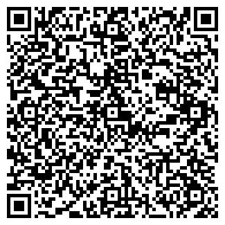 QR-код с контактной информацией организации ЕВРО ПАНДА