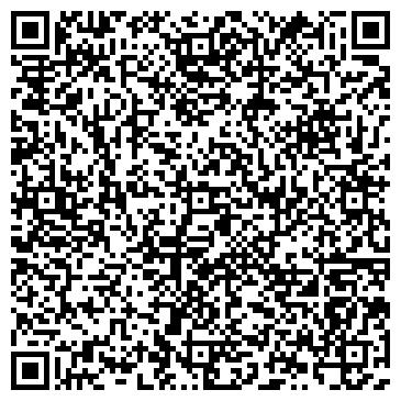 QR-код с контактной информацией организации ЛЬВОВСКИЙ ЖИРОВОЙ КОМБИНАТ, ЗАО