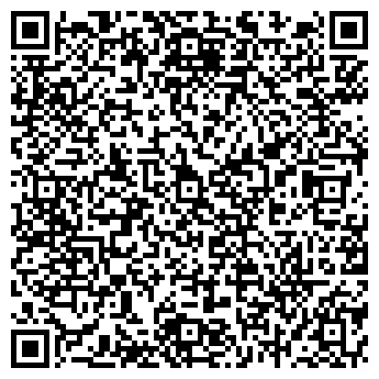 QR-код с контактной информацией организации ООО ГАЛСАД