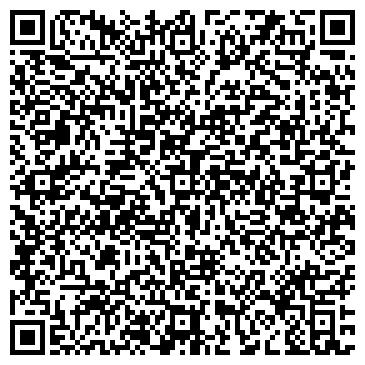 QR-код с контактной информацией организации ИНТЕРФАРБ УКРАИНА, КОМПАНИЯ