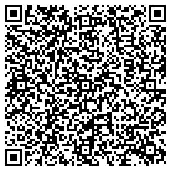 QR-код с контактной информацией организации ТОПОЛЁК, ДЕТСКИЙ САД № 13