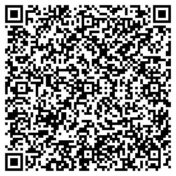 QR-код с контактной информацией организации ОГНИ ГОРОДА