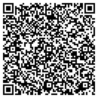 QR-код с контактной информацией организации ЗАО ЛИДЕР