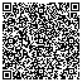 QR-код с контактной информацией организации ООО МОДЕРН