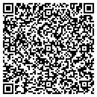 QR-код с контактной информацией организации ЗАО ИТПРОЖЕКТ