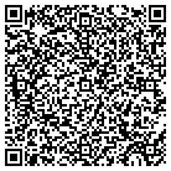 QR-код с контактной информацией организации ООО МЕБЕЛЬНЫЕ ФАСАДЫ ТПК