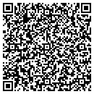 QR-код с контактной информацией организации ГРАНД ПЛАЗА