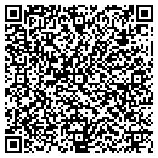 QR-код с контактной информацией организации РЕДЖИНА