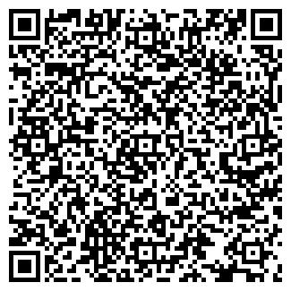 QR-код с контактной информацией организации КАНАЕВСКОЕ, ЗАО
