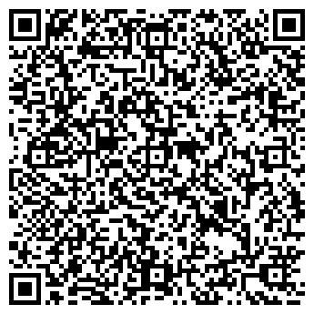 QR-код с контактной информацией организации ОКНА НА КРАСНОЙ