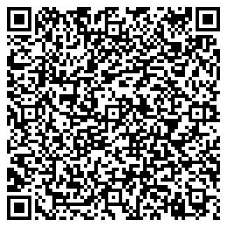 QR-код с контактной информацией организации ОКНА-ЛЮКС