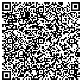 QR-код с контактной информацией организации Молочная кухня