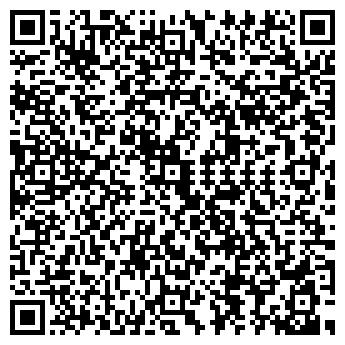 QR-код с контактной информацией организации МЕТФОРТ-Л