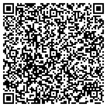 QR-код с контактной информацией организации ОТДЕЛ МИЛИЦИИ ПОС. ЗАПРУДНЯ