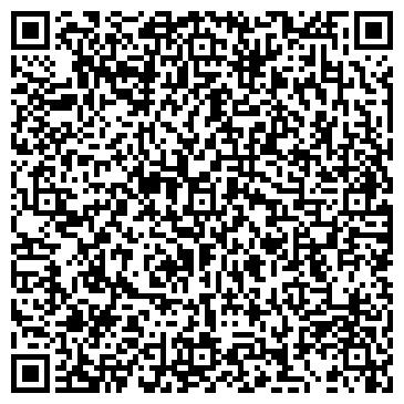 QR-код с контактной информацией организации Автосервис «Ангар32»
