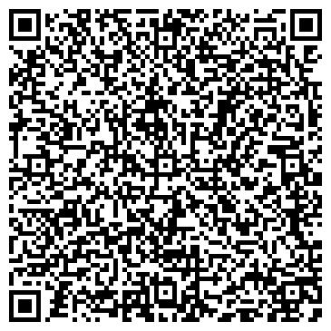QR-код с контактной информацией организации ТОРГОВЫЙ ДОМ НЕДВИЖИМОСТИ