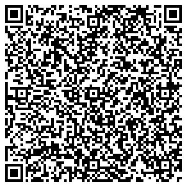 QR-код с контактной информацией организации ЭЛЕКТРОСТАЛЬСКАЯ НЕДВИЖИМОСТЬ