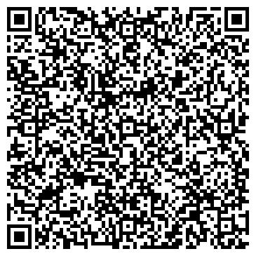 QR-код с контактной информацией организации ТЕРЕМОК, ДЕТСКИЙ САД № 50