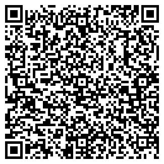 QR-код с контактной информацией организации БЛЕСК