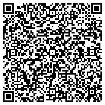 QR-код с контактной информацией организации ООО INTERIO