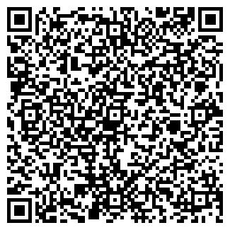 QR-код с контактной информацией организации ООО ТРЭЙЗ
