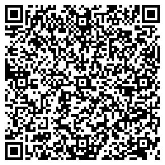 QR-код с контактной информацией организации ВЫБОР АН
