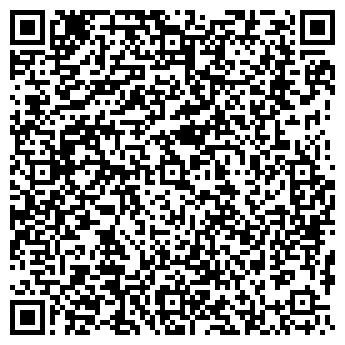 QR-код с контактной информацией организации GLAMWEAR BOUTIQUE