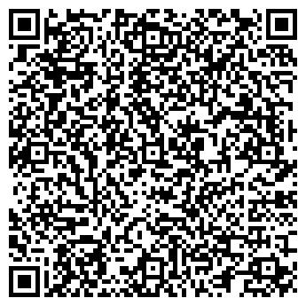 QR-код с контактной информацией организации ИМЕРИЯ ФИТНЕСА