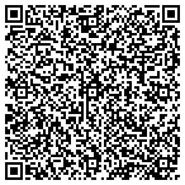 QR-код с контактной информацией организации SUNRISE LIGHT